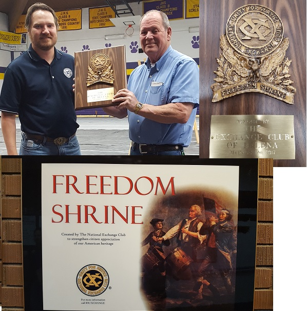 2018-Jefferson High School Freedom Shrine Dedication